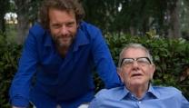 Marco Spagnoli con Enrico Lucherini