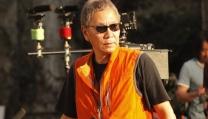 Takeshi Miike sul set (foto)