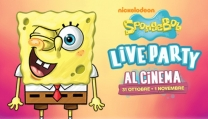 spongebob live party