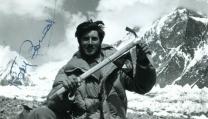 Walter Bonatti e il Monte Bianco
