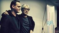 Alva Noto e Ryuichi Sakamoto