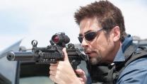 """Benicio Del Toro in """"Sicario"""""""