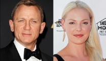Daniel Craig e Katherine Heigl