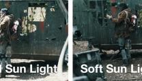 L'uso della luce nella messa in scena