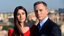 Monica Bellucci e Daniel Craig