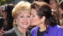 Debbie Reynolds e figlia