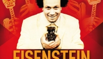 Locandina di Eisenstein in Messico di Peter Greenaway
