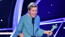 Frances McDormand vincitrice Screen Actors Guild