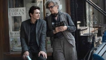 James Franco e Wim Wenders