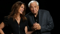 Garry Marshall con Julia Roberts