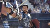 """Russell Crowe in una scena del """"Gladiatore"""""""