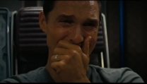 Matthew McConaughey in Interstellar di Christopher Nolan