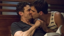 James Franco e Zachary Quinto in I am Michael