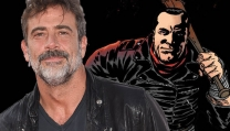 Jeffrey Dean Morgan e Negan