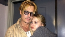 Johnny Depp e Lily-Rose