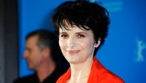 Juliette Binoche in L'attesa di Messina