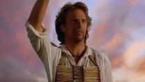 Kevin Costner in Balla coi lupi