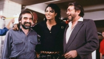 Martin Scorsese e Michael Jackson