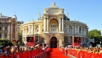 Il red carpet dell'Odessa Film Festival