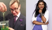 Mindy Kaling, Paul Feig