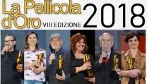 Premio La pellicola d'oro 2018