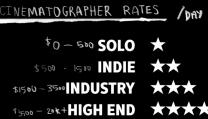 Guadagni Direttore della Fotografia