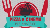 Pizza e Cinema per Amatrice