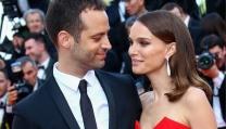 Cannes, Natalie Portman col marito Benjamin Millepied