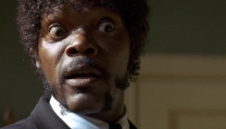 Pulp Fiction - Samuel Jackson