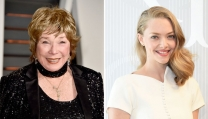 Amanda Seyfried, Shirley MacLaine