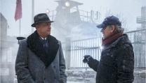 """Spielberg sul set de """"Il ponte delle spie"""""""