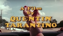 Titoli di testa di Death Proof di Quentin Tarantino