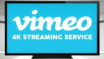 Vimeo lancia la tecnologia 4K