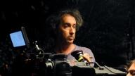 Paolo Sorrentino sul set de La grande Bellezza