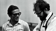 Gideon Bachmann con Pier Paolo Pasolini