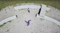 Le immagini riprese dall'alto