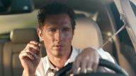 Matthew McConaughey in uno spot pubblicitario