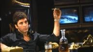 Al Pacino in Scarface di Brian De Palma