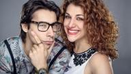 I soldi spicci Claudio Casisa e Annandrea Vitrano