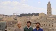 Alessandro Nucci, Nicola Rovito e Fabrizio Nucci autori di Matera 15/19