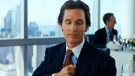 Matthew McConaughey in Wolf of Wall Street