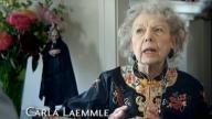 Carla Laemmle nel documentario BBC