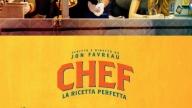 """locandina italiana """"Chef - La ricetta perfeta"""""""