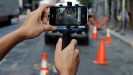 Filmare con uno smartphone