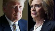 Donald Trump e Hillary linton