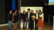 I premiati di Visioni dal Mondo con Cristiana Capotondi
