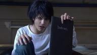 L, un personaggio dell'originale film giapponese di Death Note