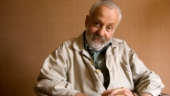 il regista inglese Mike Leigh