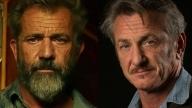 Mel Gibson e Sean Penn
