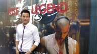 Eddie Peng in Rise of the legend
